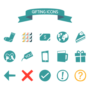 Gifting Icons Collection